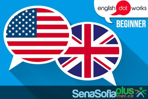 Curso virtual Inglés Sena Sofia - Beginner