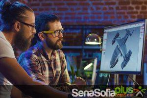 Animación 3D Sena