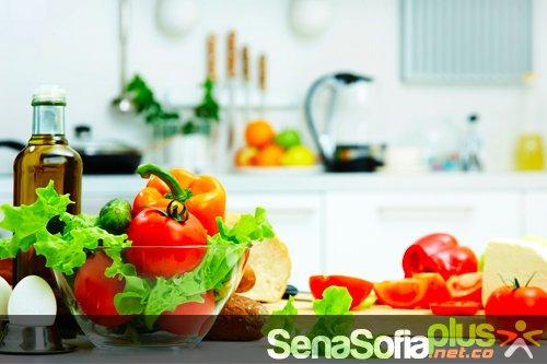 Elaboración de alimentos saludables