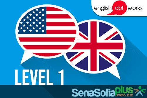 Curso virtual Inglés Sena Sofia - Level 1
