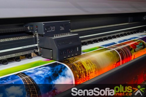 Impresión Digital Sena